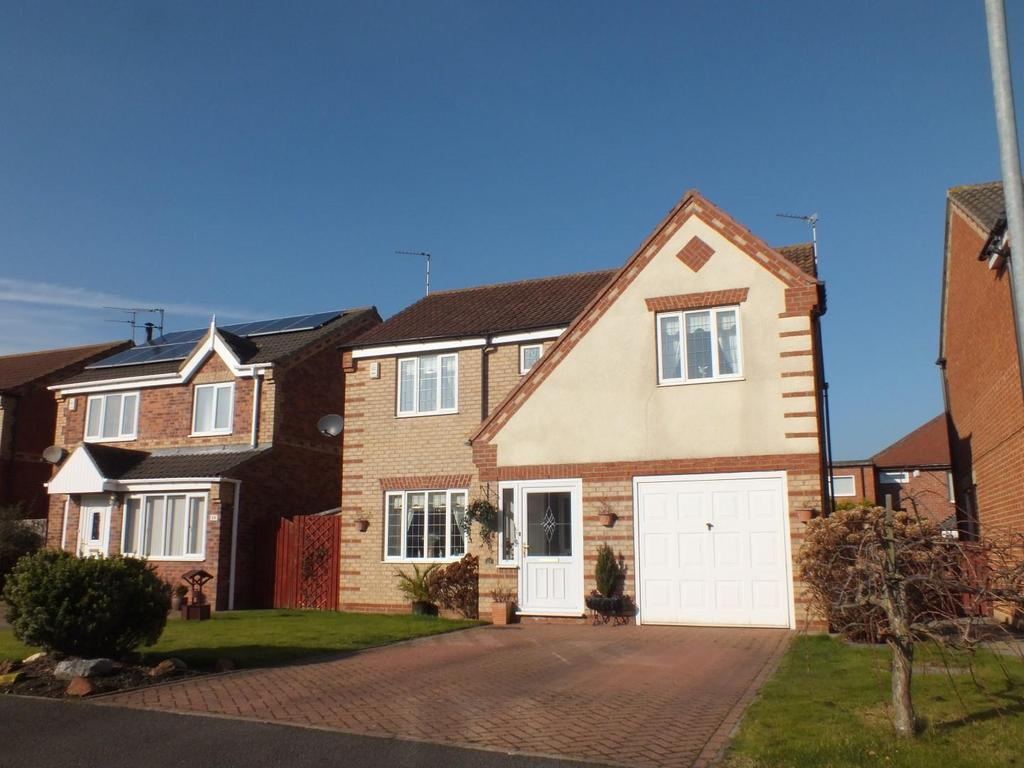 4 Bedrooms Detached House for sale in Melville Avenue, South Beach Estate, Blyth