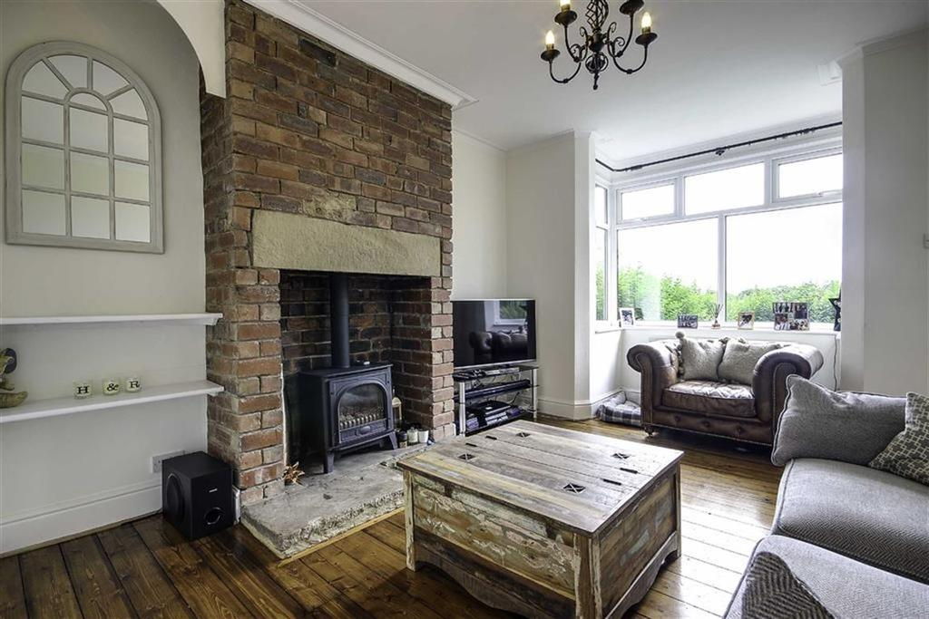 3 Bedrooms Terraced House for sale in Springfield Terrace, Alwoodley, LS17