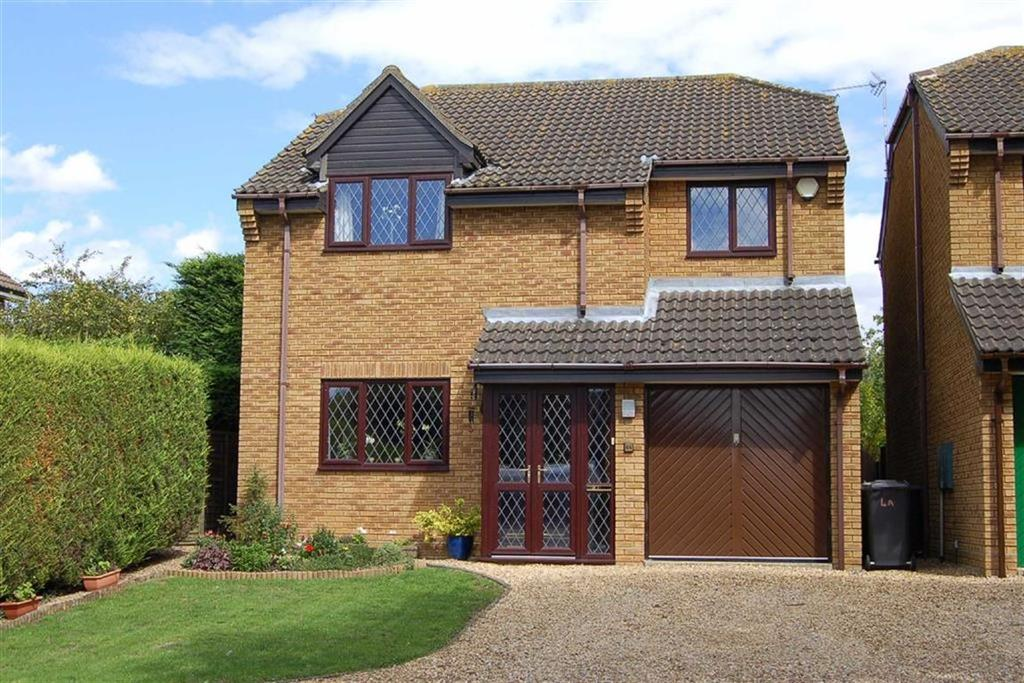 4 Bedrooms Detached House for sale in Upton End Road, Shillington, Hertfordshire