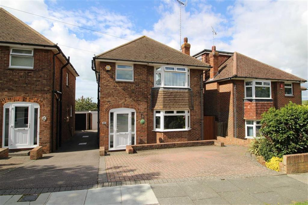 3 Bedrooms Detached House for sale in Gleton Avenue, Hove, East Sussex
