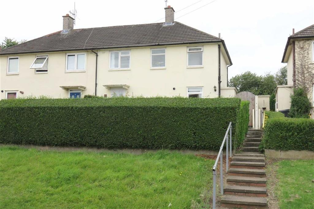 3 Bedrooms Semi Detached House for sale in Rainsford Crescent, Leicester