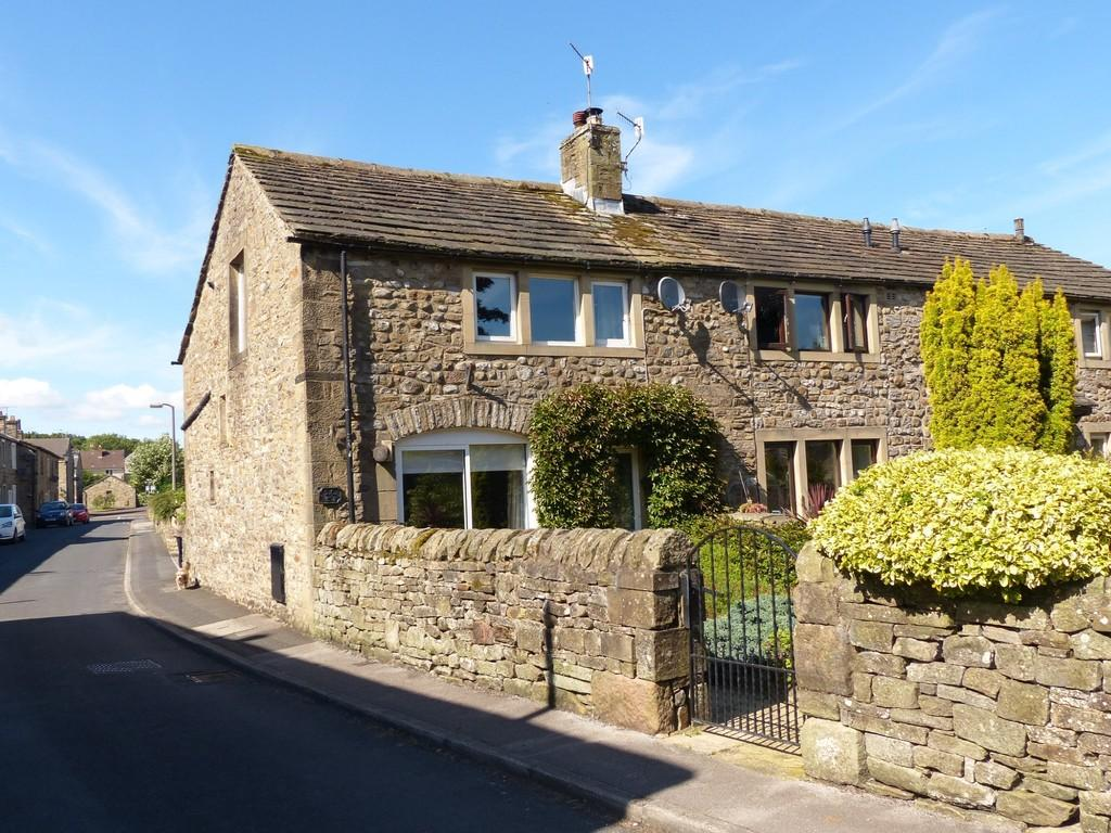 2 Bedrooms End Of Terrace House for sale in Knowles Court, Gargrave