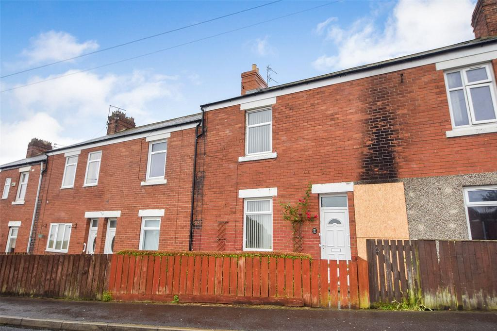 2 Bedrooms Terraced House for sale in Cottages Road, Seaham, Co. Durham, SR7