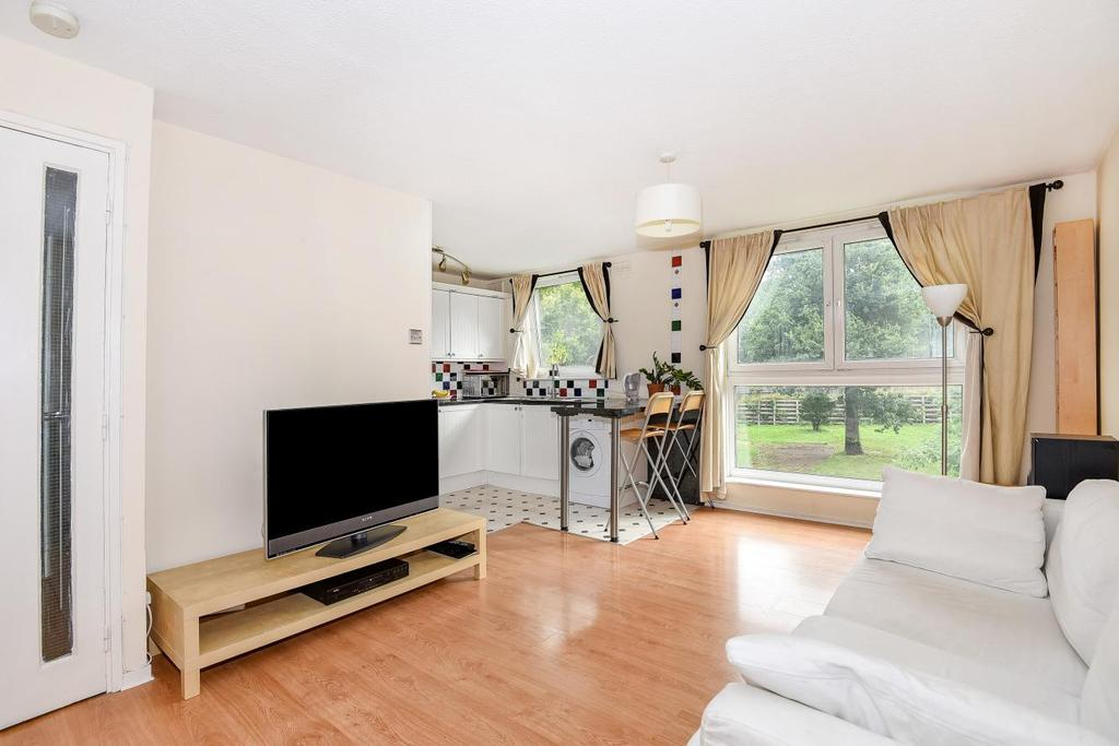 2 Bedrooms Maisonette Flat for sale in Rusholme Grove, Crystal Palace