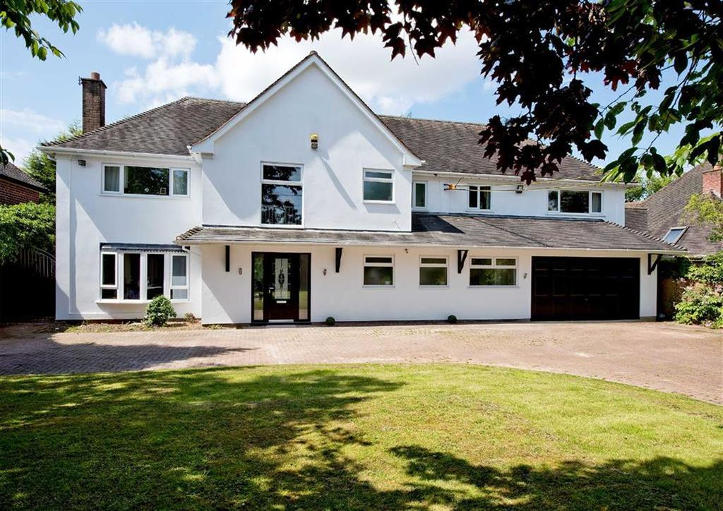 5 Bedrooms Detached House for sale in Fairfields, Great Moor Road, Pattingham, Wolverhampton, South Staffordshire, WV6