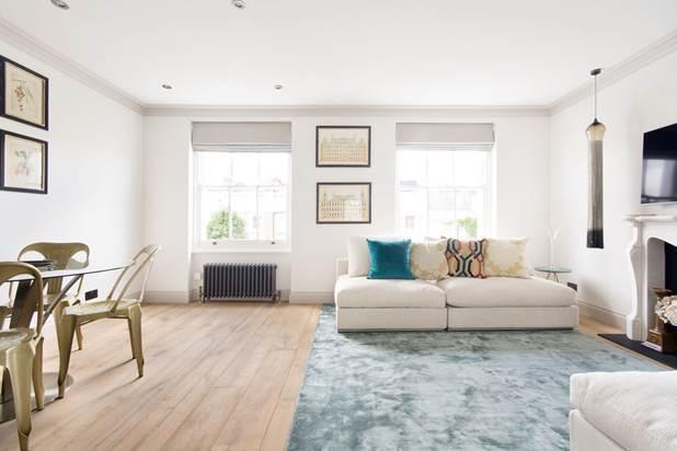 1 Bedroom Flat for sale in Ledbury Road, London, W11
