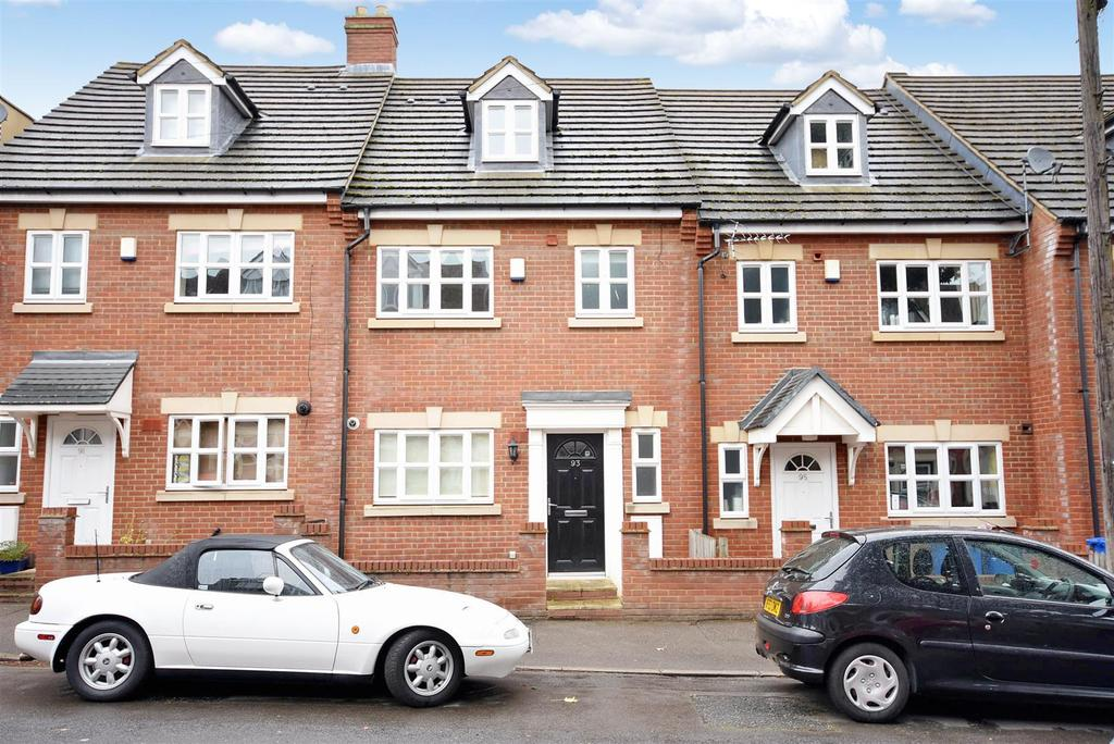 4 Bedrooms Terraced House for sale in St. Peters Avenue, Kettering