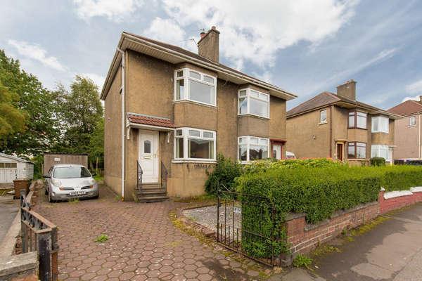 2 Bedrooms Semi-detached Villa House for sale in 180 Barrachnie Road, Baillieston, Glasgow, G69 6PJ
