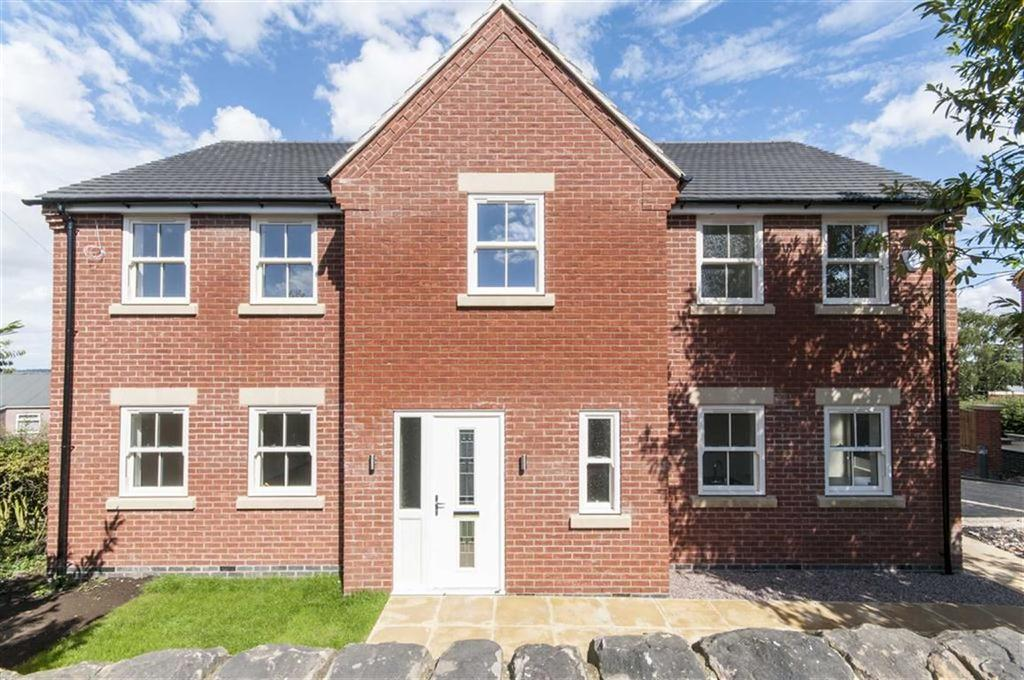 4 Bedrooms Detached House for sale in Main Road, Stretton, Alfreton, DE55