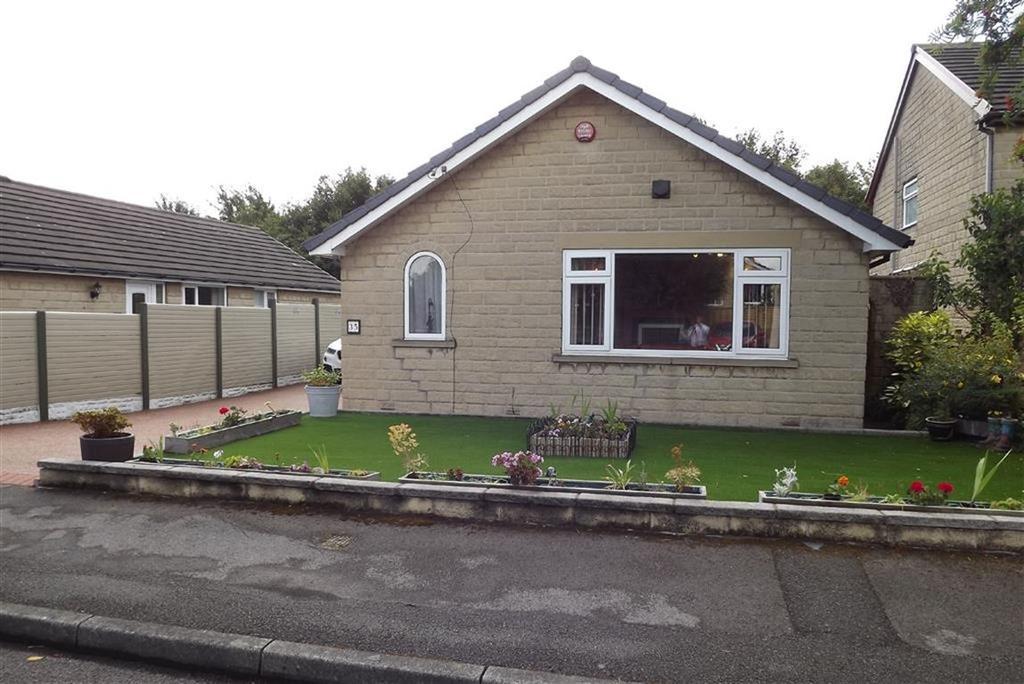 3 Bedrooms Detached Bungalow for sale in Woodland Meadows, Highburton, Huddersfield, HD8