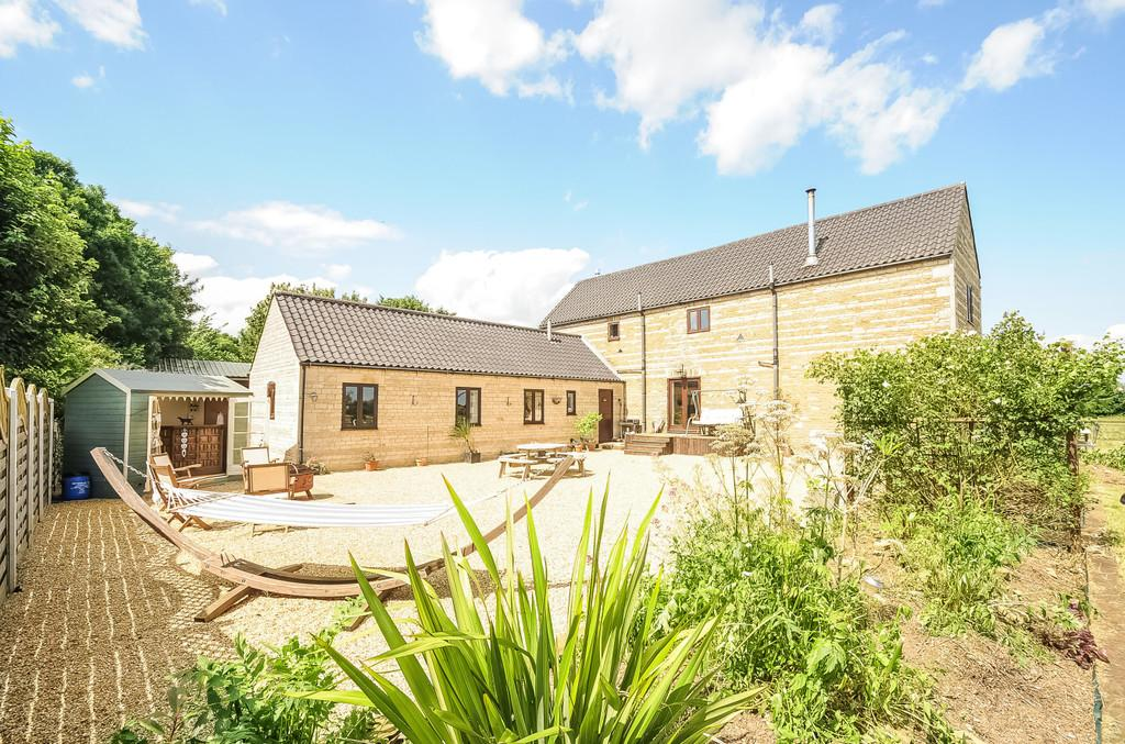 6 Bedrooms Barn Conversion Character Property for sale in Eadys Barn, Deeping St Nicholas