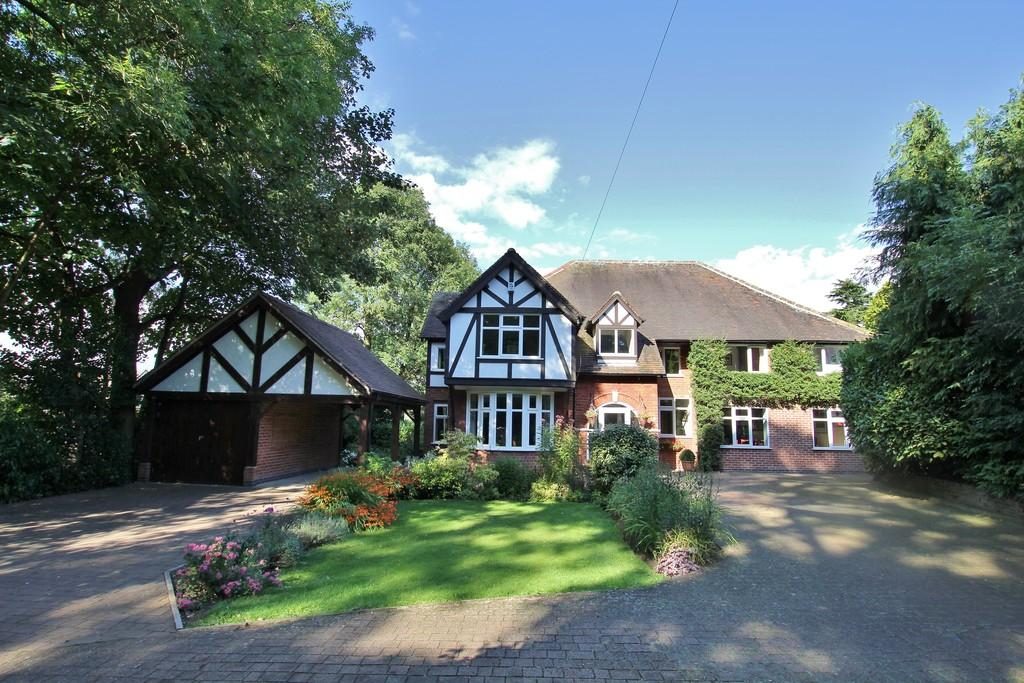 5 Bedrooms Detached House for sale in Tudor Vale, Rearsby