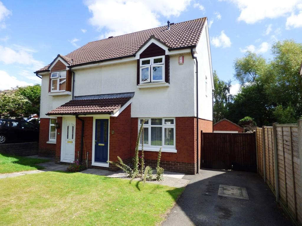 3 Bedrooms Semi Detached House for sale in Totmel Road, Canford Heath