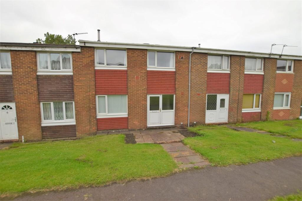 2 Bedrooms Terraced House for sale in Eastfields, Stanley, Co. Durham