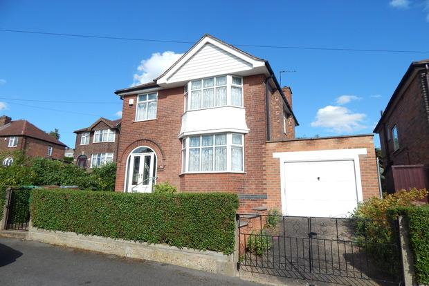 3 Bedrooms Detached House for sale in Bakerdale Road, Bakersfield, Nottingham, NG3