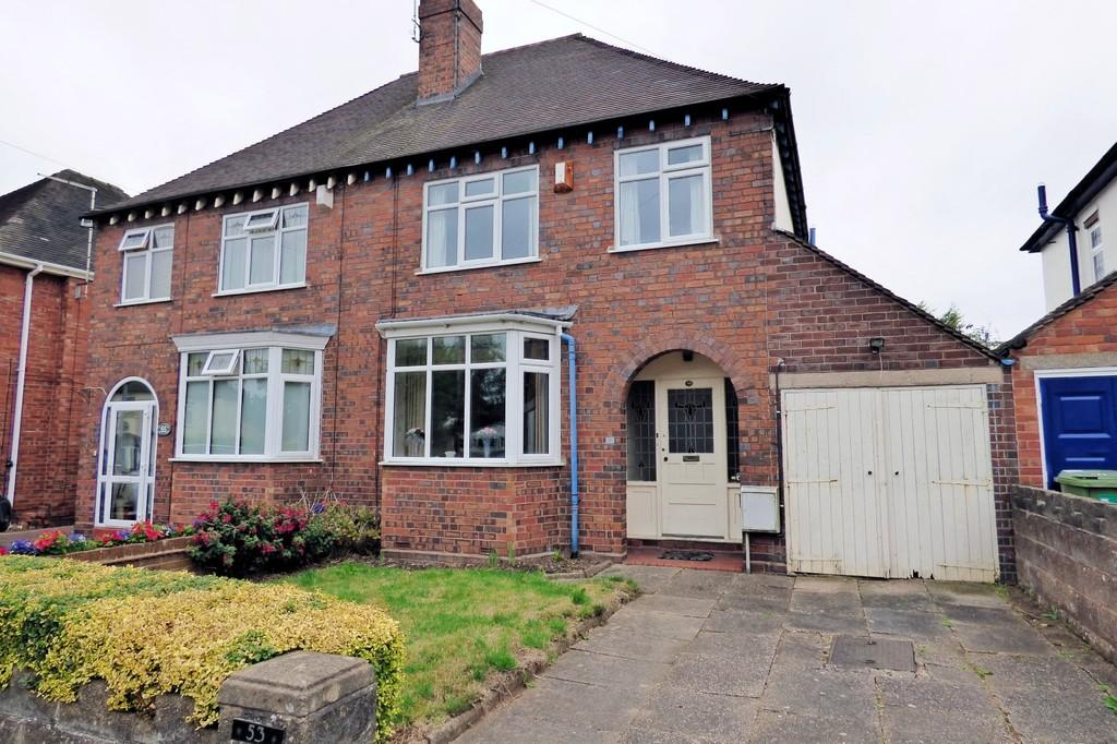 3 Bedrooms Semi Detached House for sale in Highfield Grove, Stafford
