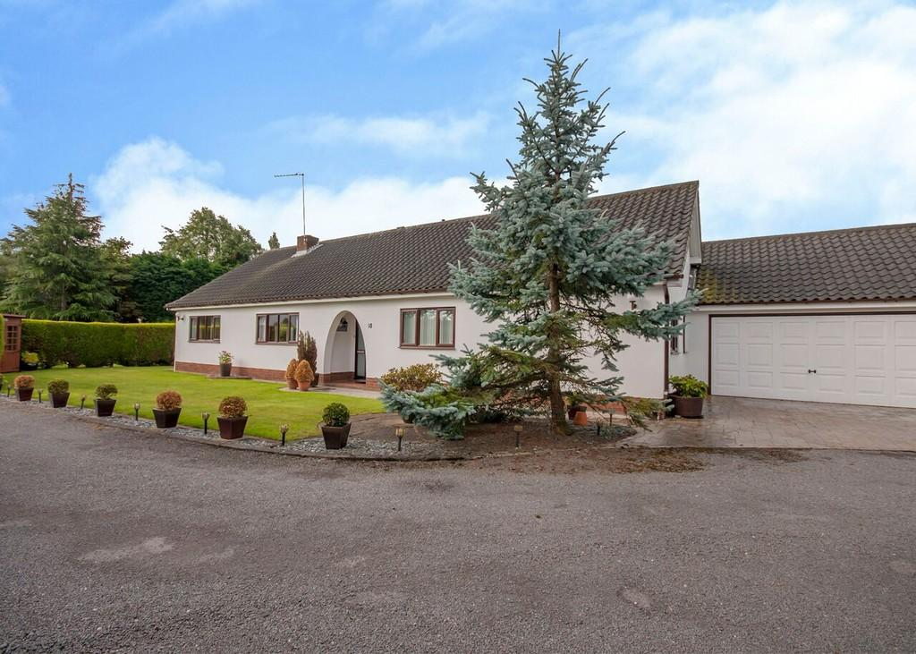 3 Bedrooms Detached Bungalow for sale in The Jardines, Bramcote