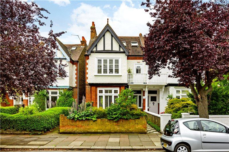 5 Bedrooms House for sale in Nassau Road, Barnes Village, SW13