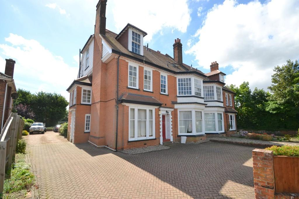 1 Bedroom Flat for sale in Charnwood Court, Belstead Road, Ipswich, Suffolk, IP2 8BD