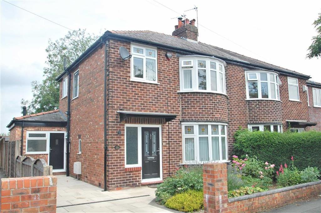 3 Bedrooms Semi Detached House for sale in Meriton Road, Handforth, Cheshire