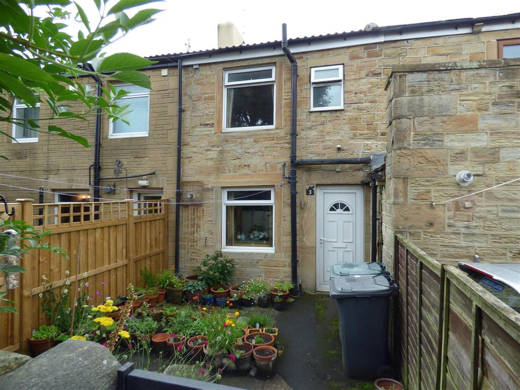 2 Bedrooms Terraced House for sale in Moor Lane, Gomersal, BD19 4LF