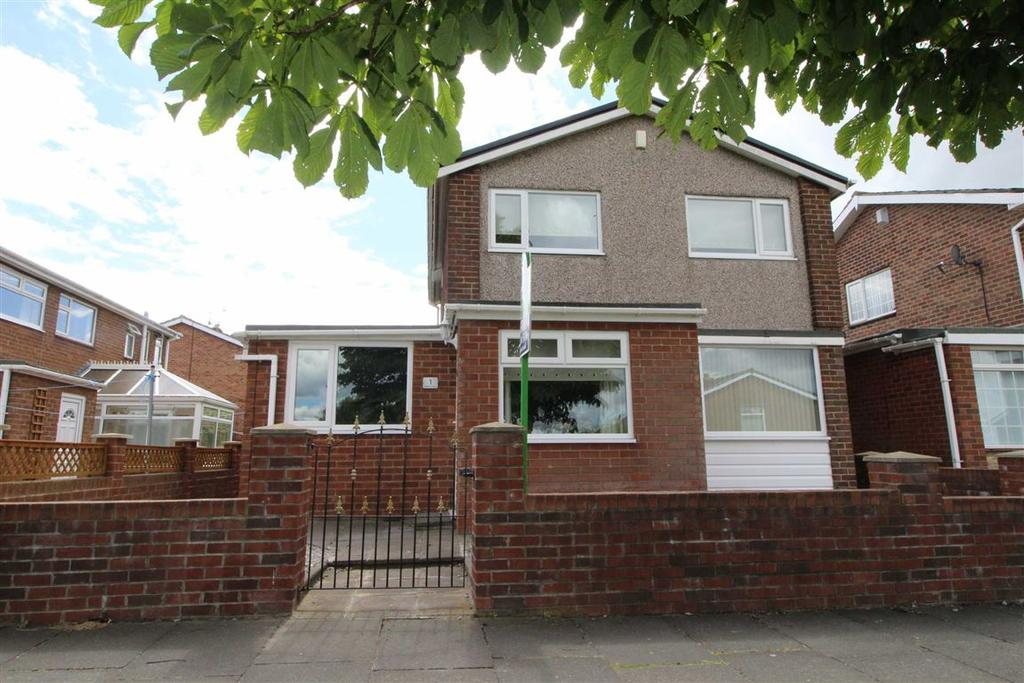 3 Bedrooms Detached House for sale in Warrens Walk, Blaydon-on-tyne, Tyne And Wear