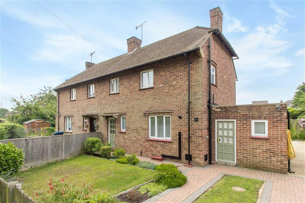 3 Bedrooms Semi Detached House for sale in Tylers Close, Godstone, Surrey