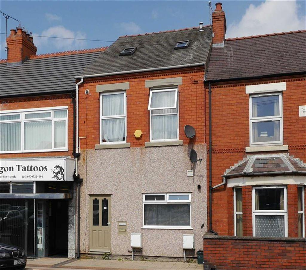 2 Bedrooms Flat for sale in High Street, Connah's Quay, Deeside, Flintshire