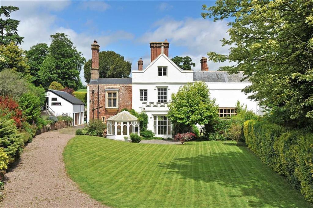 5 Bedrooms Semi Detached House for sale in Alphington, Alphington, Exeter, Devon, EX2
