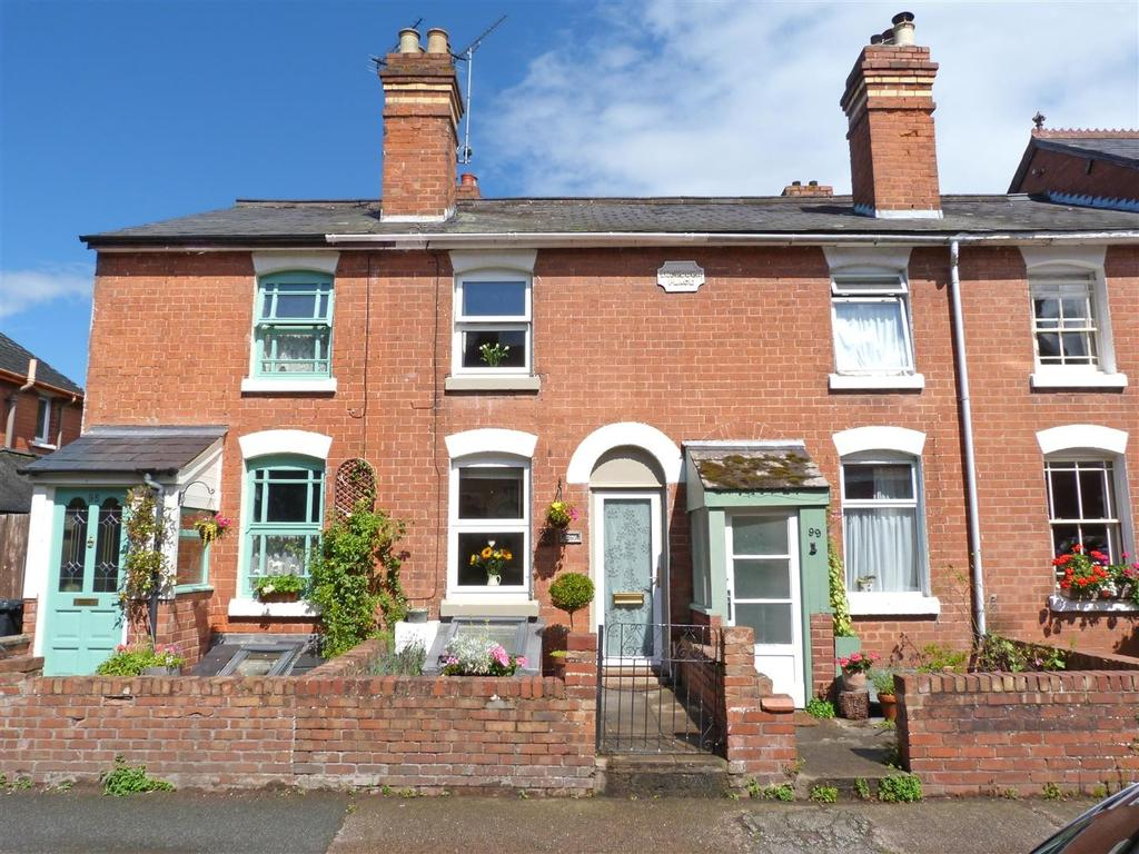 2 Bedrooms House for sale in Park Street, St James, Hereford, HR1