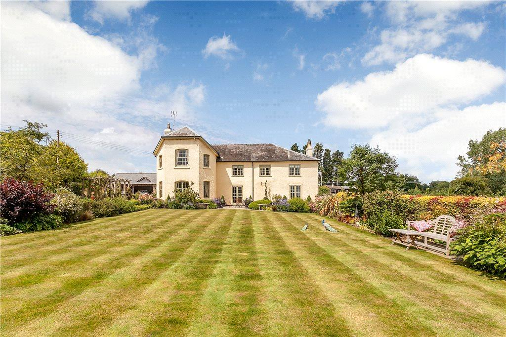 5 Bedrooms Unique Property for sale in Lyonshall, Kington, Herefordshire, HR5