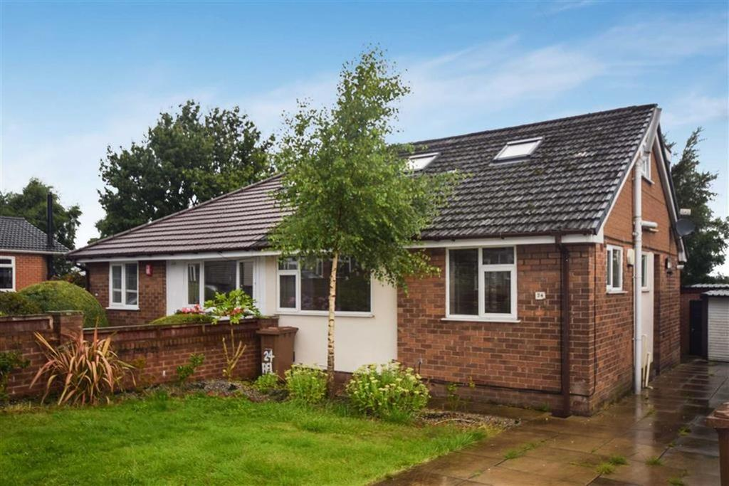 4 Bedrooms Semi Detached House for sale in Belmont Avenue, Swinton