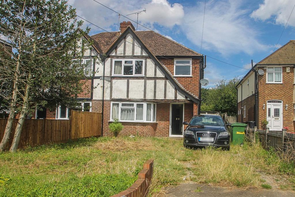 3 Bedrooms Semi Detached House for sale in Grove Green Road, Weavering, Maidstone