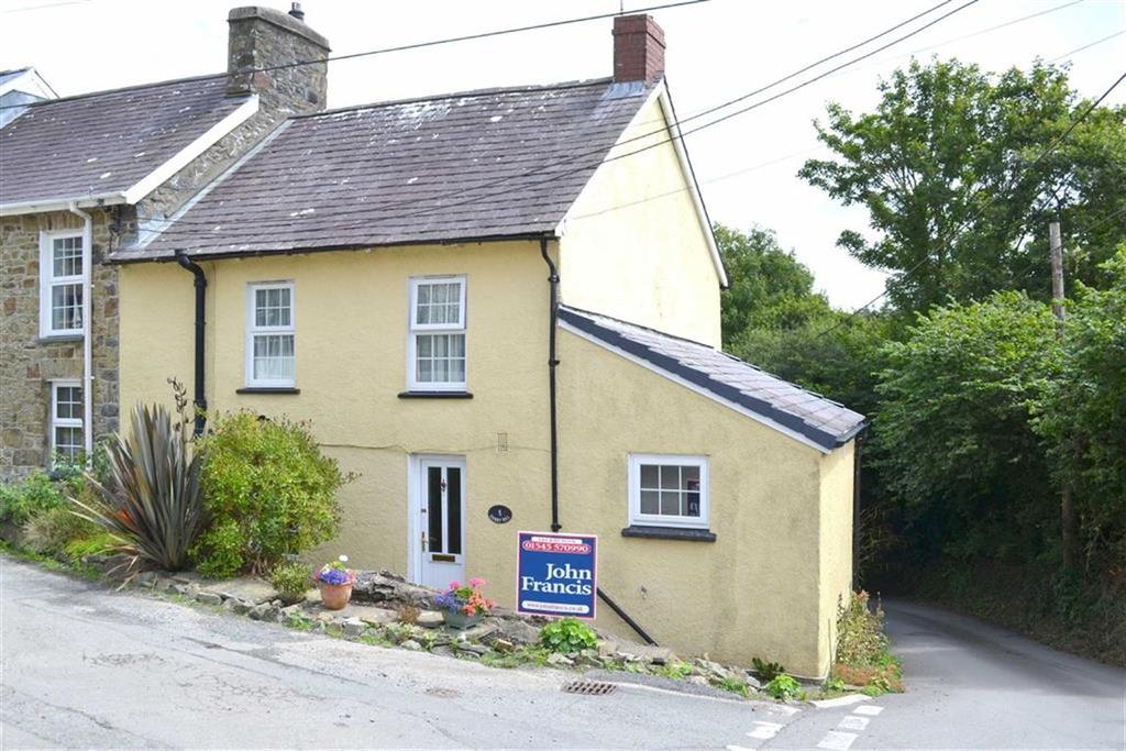 2 Bedrooms Cottage House for sale in Sunny Hill, Llanarth, Ceredigion