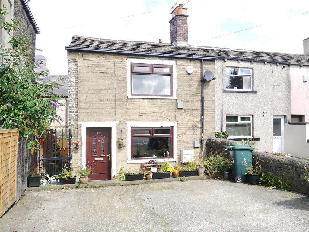 2 Bedrooms End Of Terrace House for sale in Cutler Heights Lane, Dudley Hill, Bradford