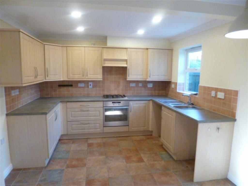 3 Bedrooms Town House for sale in Ascough Wynd, Bedale