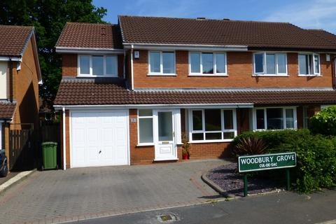 5 bedroom semi-detached house for sale - Woodbury Grove, Solihull