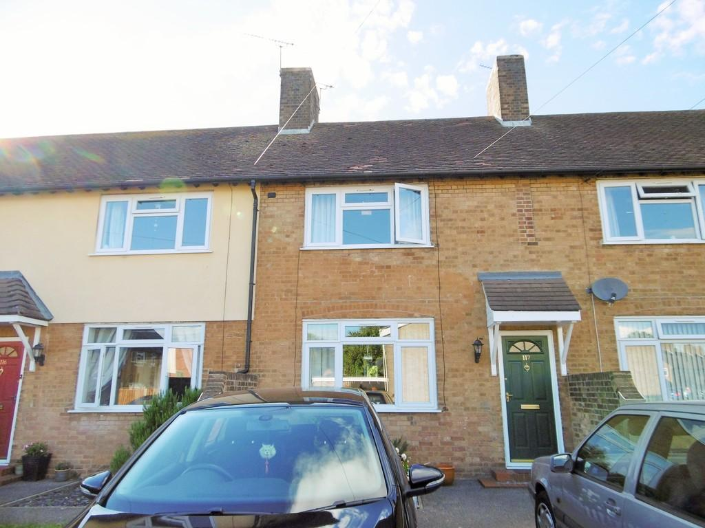 2 Bedrooms Terraced House for sale in Badersfield