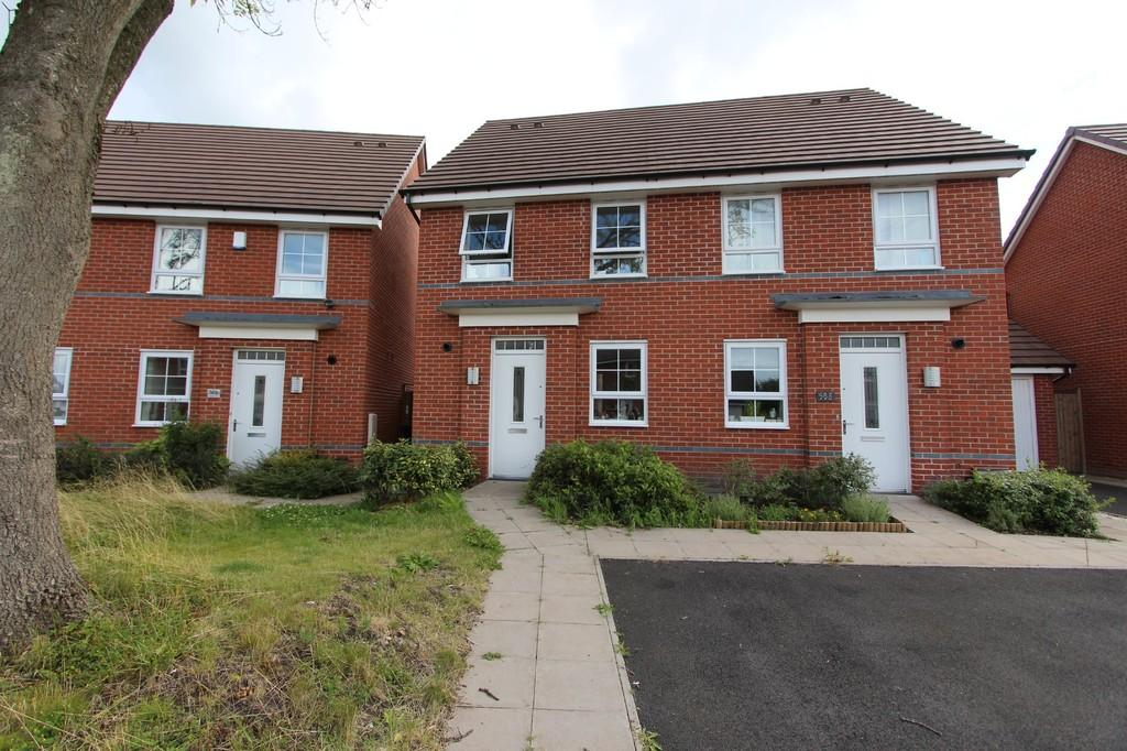 2 Bedrooms Semi Detached House for sale in Heathside Drive, Birmingham