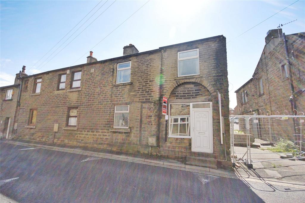 2 Bedrooms End Of Terrace House for sale in Commercial Road, Skelmanthorpe, Huddersfield, West Yorkshire, HD8