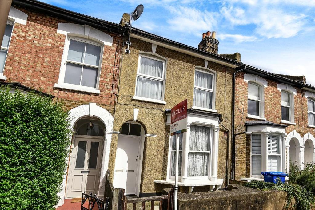 1 Bedroom Flat for sale in Lanvanor Road, Peckham