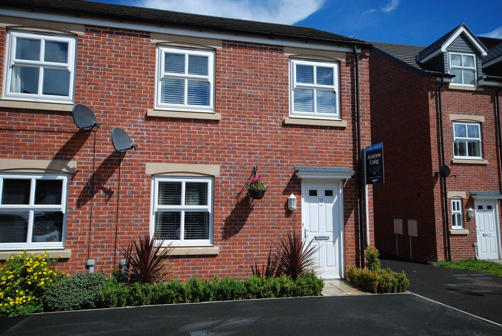 3 Bedrooms Terraced House for sale in Bishops Park Road, Gateshead