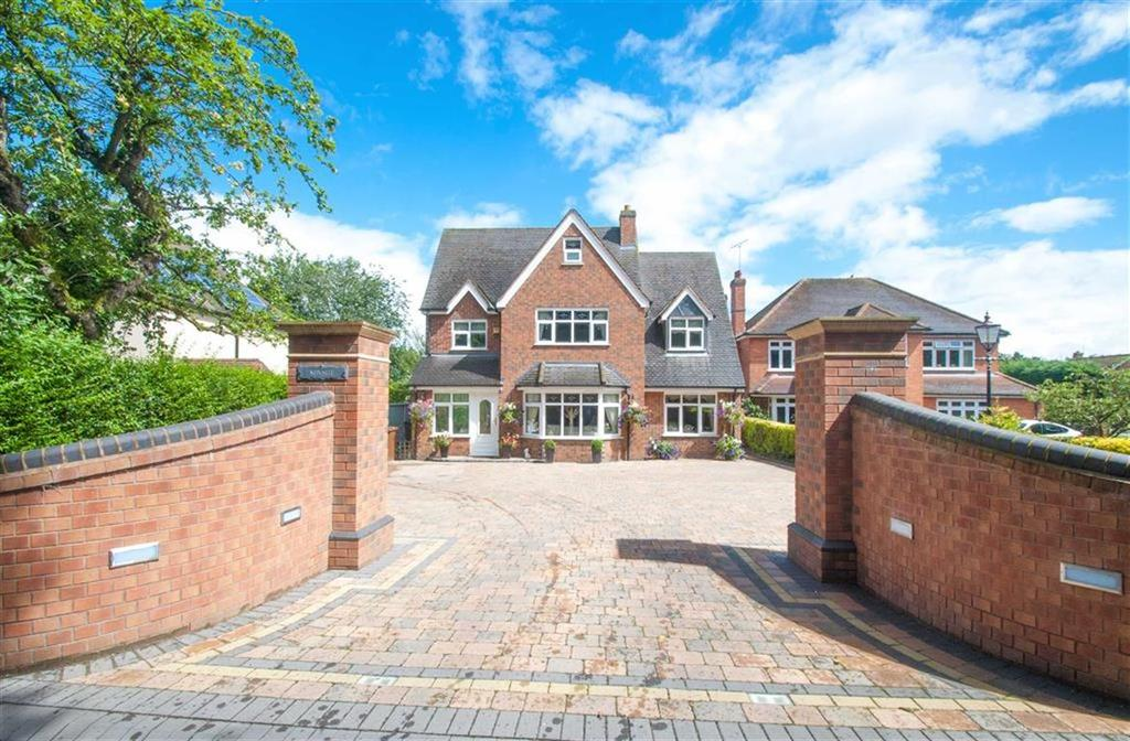 4 Bedrooms House for sale in The Green, Whittington, Staffordshire
