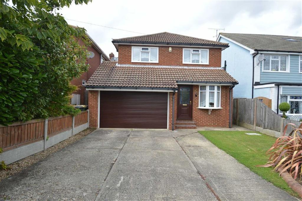 4 Bedrooms Detached House for sale in York Road, Ashingdon, Essex