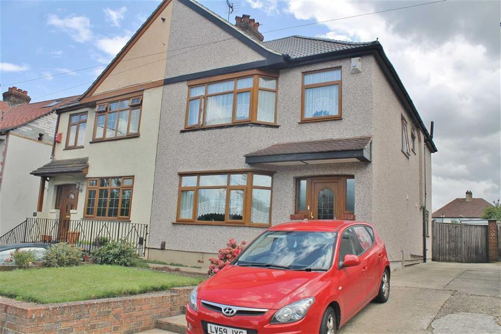 4 Bedrooms Semi Detached House for sale in Springhead Road, Northfleet