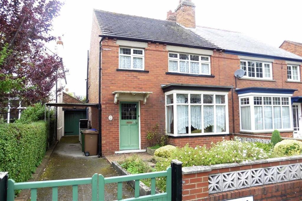 3 Bedrooms Semi Detached House for sale in Lamplugh Square, Bridlington, East Yorkshire