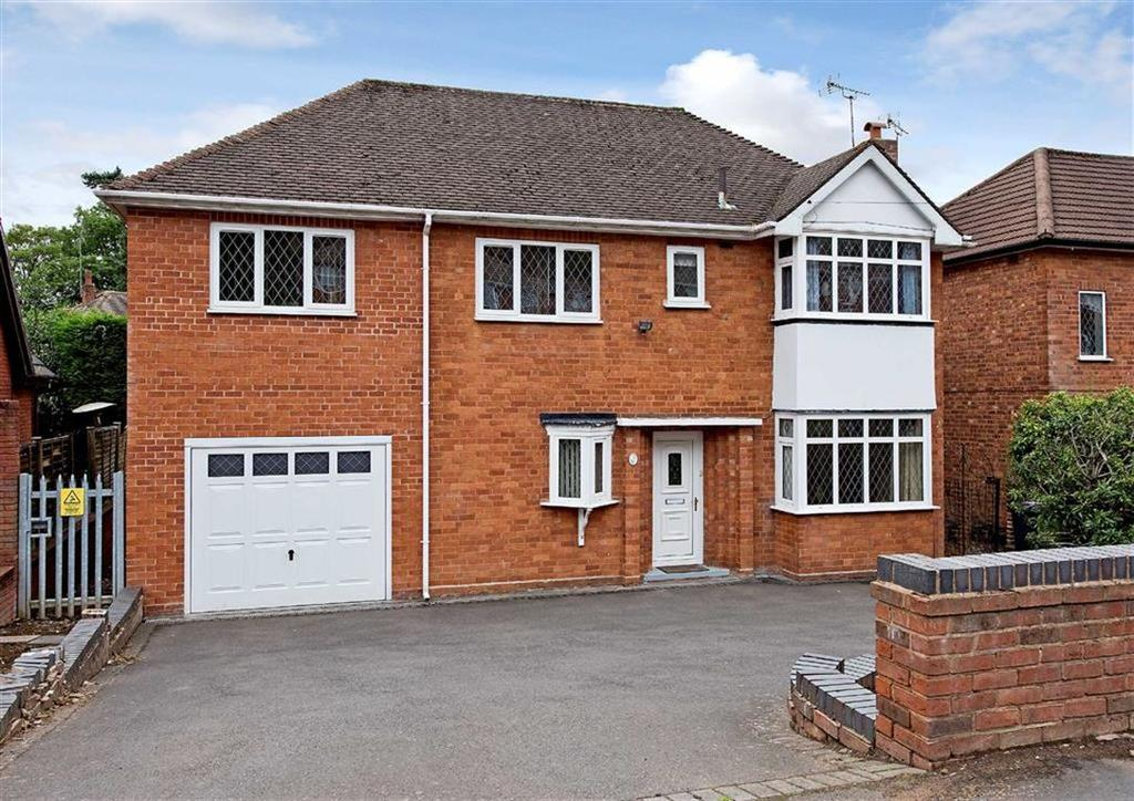 4 Bedrooms Detached House for sale in 1, Orton Lane, Wombourne, Wolverhampton, South Staffordshire, WV5