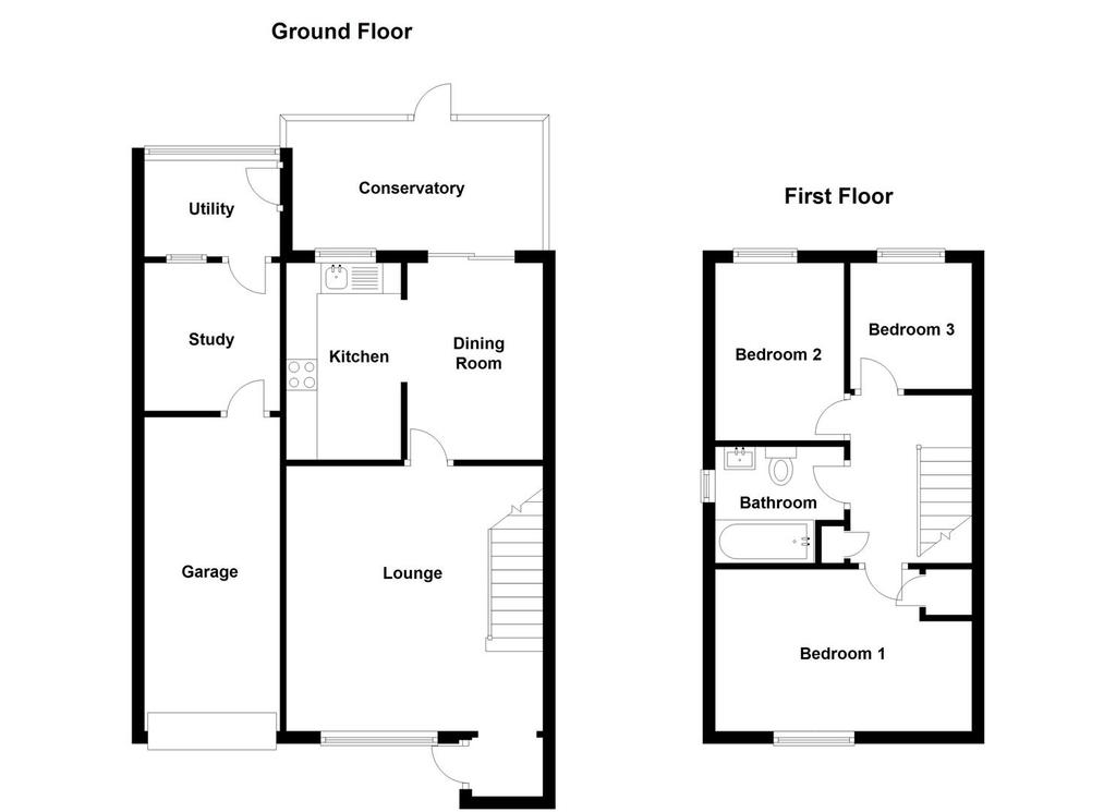 Floorplan: 12 Rhodewood Close, Downswood (Floorplan).jpg