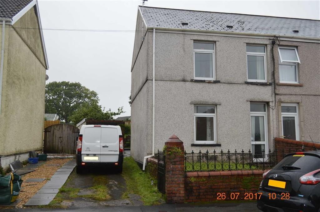 3 Bedrooms Semi Detached House for sale in Station Road, Swansea, SA4