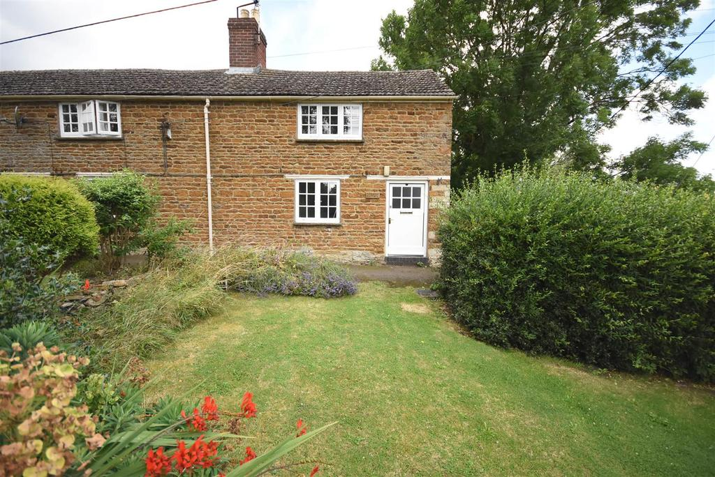 2 Bedrooms End Of Terrace House for sale in Warkton, Kettering